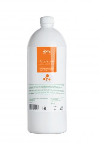 Альпика | Массажный фитобиокомплекс для лица и тела, Апельсин, 1000мл